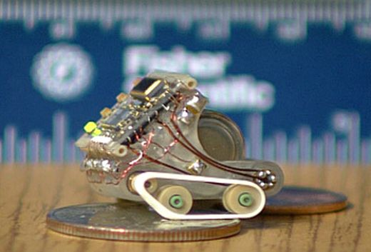 Sandia Micro Robots