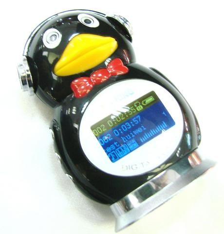 They've Got the iPod, We'Ve Got the Ibird