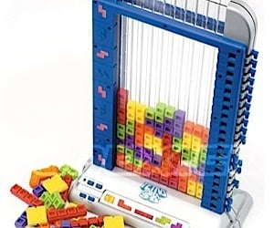 Low-Tech Tetris