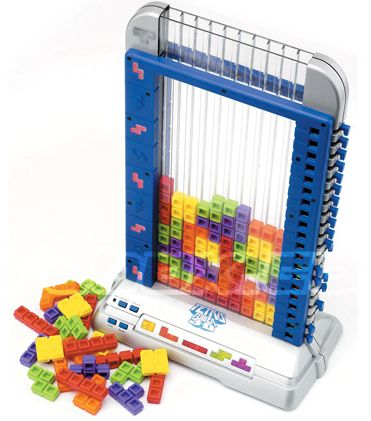 Tetris Tower 3D by Radica