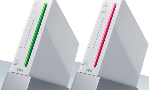 Wii Feeling Blue? Go Green or Red Instead