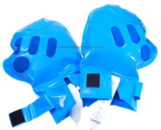 Inflatable Wii Boxing Gloves Are Here to Pump You Up