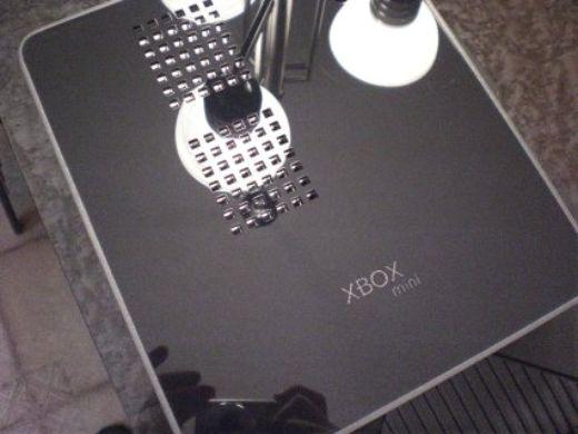 Xbox Mini Casemod by ghostavel