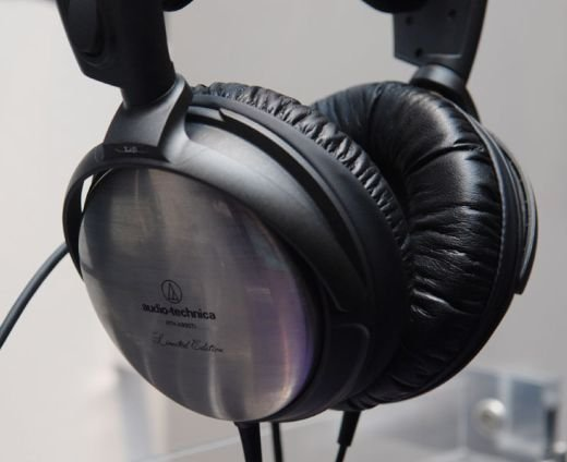 Audio-Technica Titanium Headphones Will Blow Your Mind