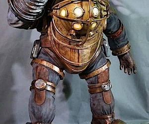 Bioshock Life-Sized Big Daddy Up for Auction