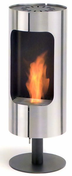 Blomus Chimo Standalone Fireplace