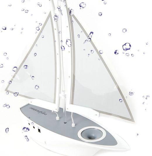 Nexspeaker Sail Boat Speaker
