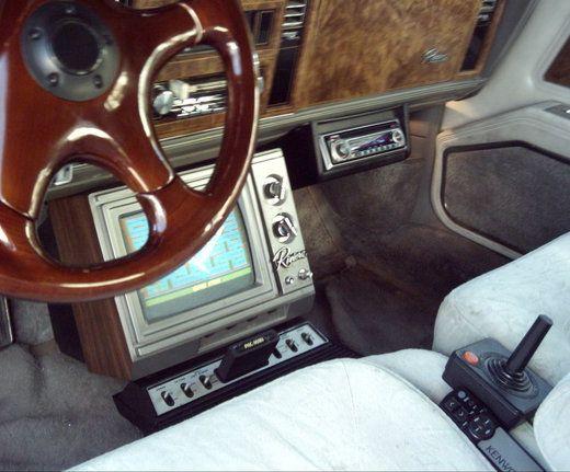 Buick Riviera 1979 Atari Edition