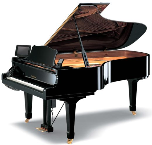 Yamaha Disklavier Player Piano