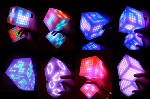 Fentix Cube: Like Rubiks on Roids