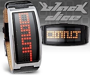 Guru Digital Watches Offer Personal Light Show