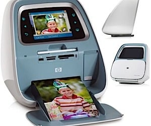 Hp Photosmart A826 Photo Printer: Mork Calling Orson
