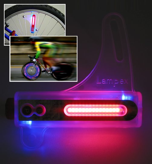 Lampex Lex LED Bike Module
