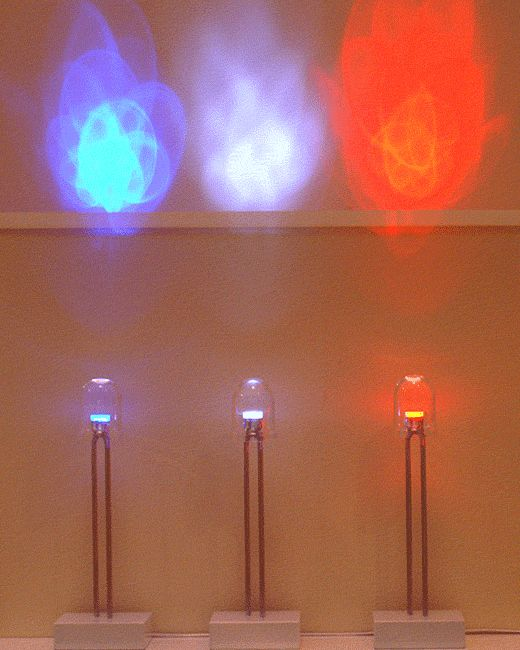 Kei Yamamoto's Led of Led Lighting Fixtures