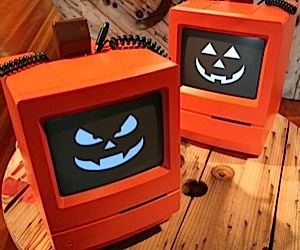 Mac-O-Lanterns Light the Way This Halloween
