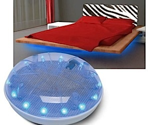 Undercarriage Lighting for Your Bed