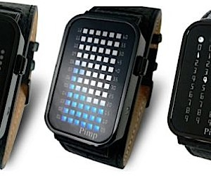 Tokyoflash Pimp LED Watches Are Back in Black