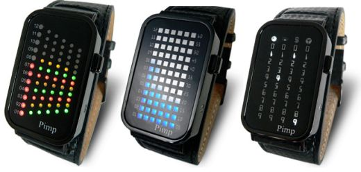 Pimp P1 P2 P3 Watches