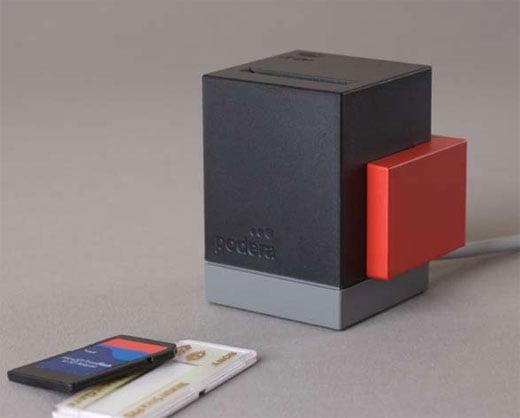 Podera Memory Card Reader