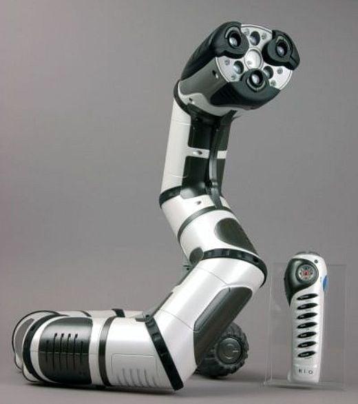 Roboboa Robotic Snake Comes to America