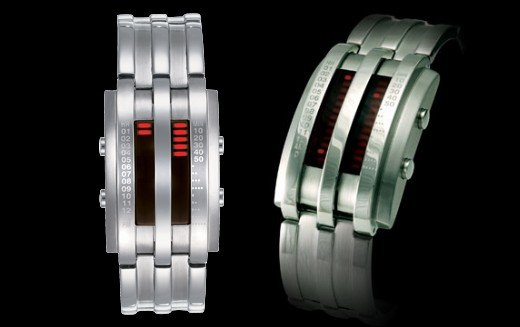 Storm Circuit LED Watch