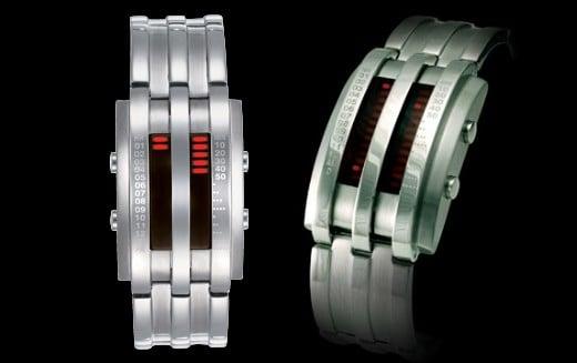 Storm Circuit LED Watch