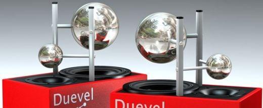 Urban Fidelity Planet Speakers