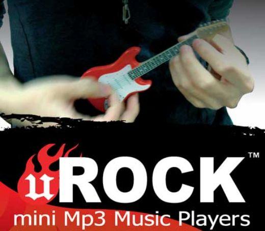 URock MP3 Guitar