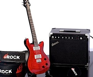 Urock Guitar Mp3 Player for Rockers With Tiny Hands