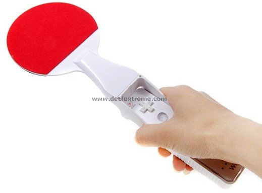 Wii Ping Pong Paddles: Balls of Fury