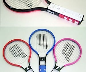 Wii Tennis Gets Rackets From Prince