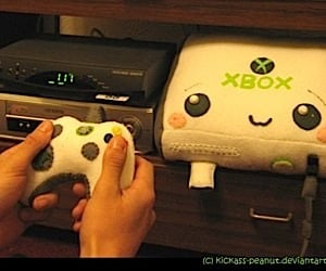Xbox 360: a Cute and Cuddly Console