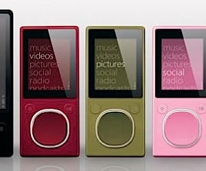 Zune 2 Price, Release Date, Photos and Specs