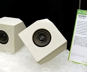 Concrete Speakers From 25togo: Heavy Duty Sound
