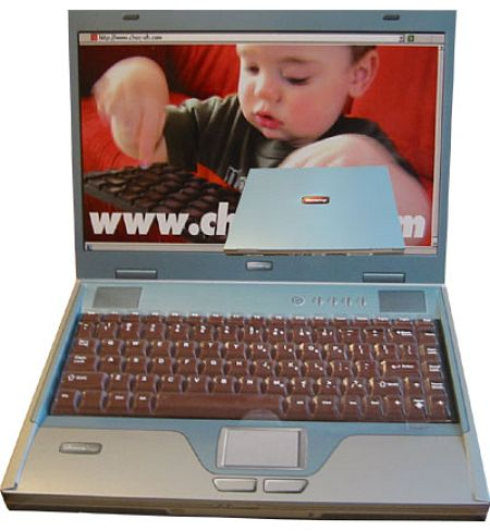 Chocolap Chocolate Laptop