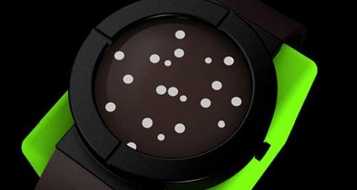 OLED Watch: My God, It's Full of Stars