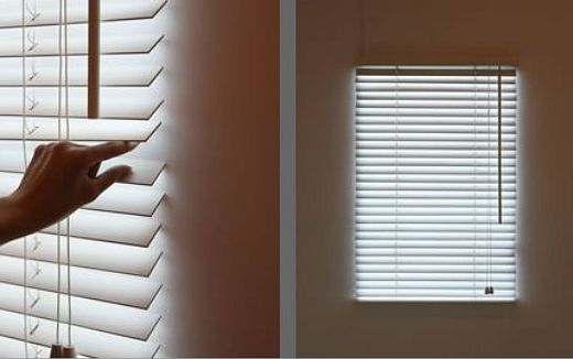 EL Window Shade by Makoto Hirhara for Mongoose