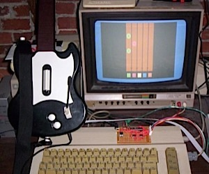 Guitar Hero Hits the Commodore 64