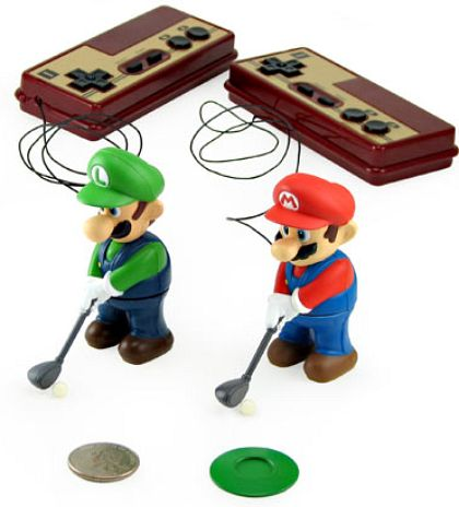 Mario Brothers Mini Golf: Putt-Putt Forthefunofit
