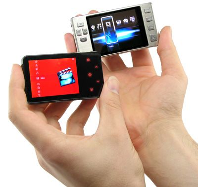 Mini Video Players