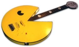 Pac-Man Guitar Rocks