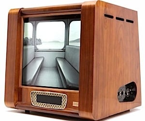 Soviet Tv Pc Casemod: From Russia With Wood