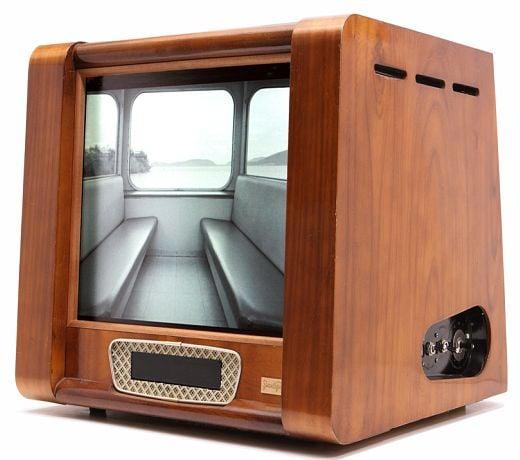Soviet TV Casemod