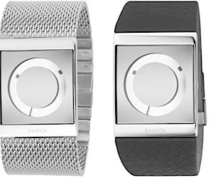 Philippe Starck Wrapped Watches: Analog Gets Modern