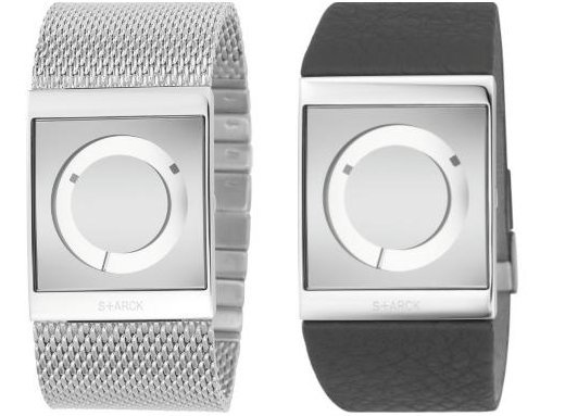 Phillipe Starck Wrapped Watches by Fossil