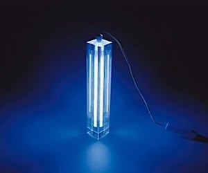 Sweet Icicle Lamp Keeps Its Cool