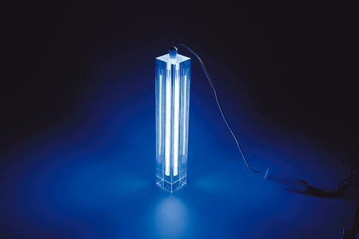 Sweet Icicle Lamp by M+K Design