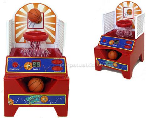 USB Basketball Game: Hoop Dreams in Your Cubicle