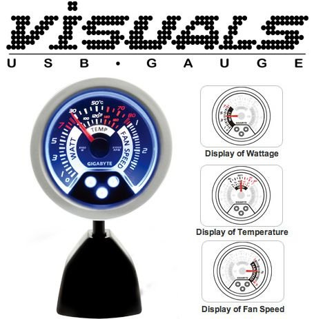 visuals usb