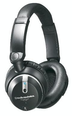 Audio Technica ATH-ANC7 Noise Canceling Headphones